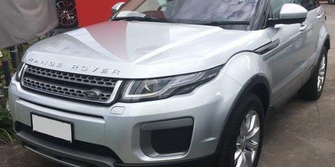 2016 Range Rover Evoque TD4 180 SE review