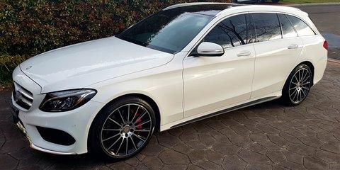 2015 Mercedes-Benz C250 D review