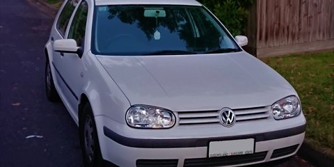 2001 Volkswagen Golf GL review Review