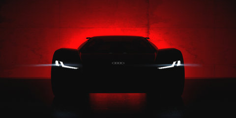 Audi PB 18 e-tron could preview electric R8 replacement - report