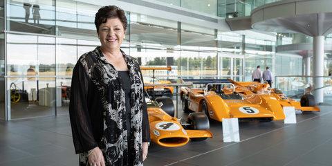 Interview: McLaren ambassador, Amanda McLaren