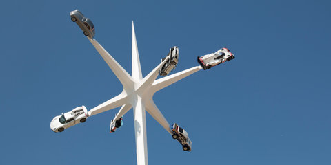 2018 Goodwood Festival of Speed: Touring the grounds