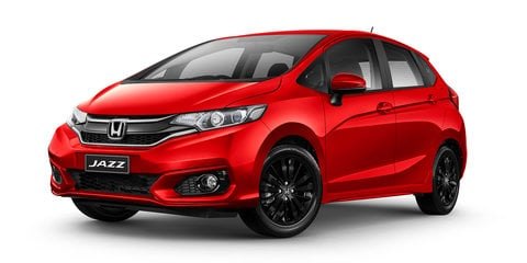 2018 Honda Jazz +Sport pricing and specs