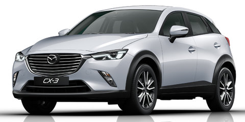2015 Mazda CX-3 S Touring (AWD) review Review
