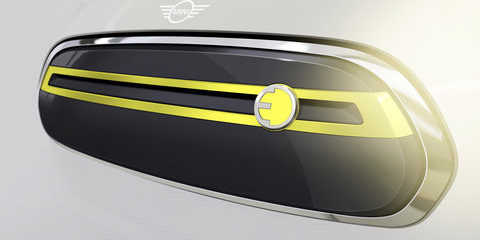2019 Mini Electric teased