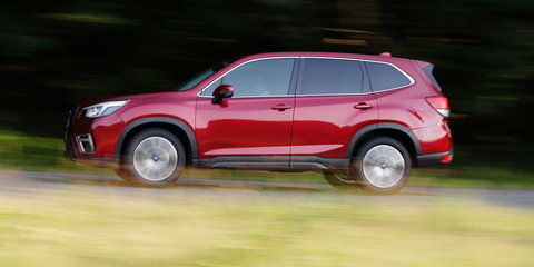 2019 Subaru Forester ride and handling tuned specially for Australia