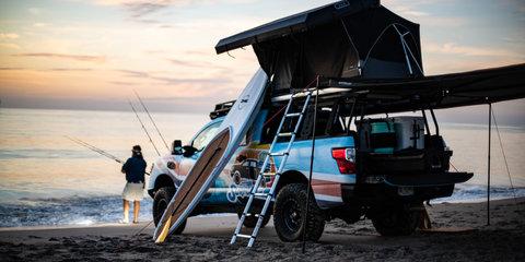 Nissan Titan XD Surfcamp one-off revealed