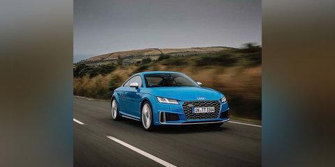 2019 Audi TT facelift leaked