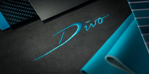 Bugatti Divo teased days ahead of unveiling - video