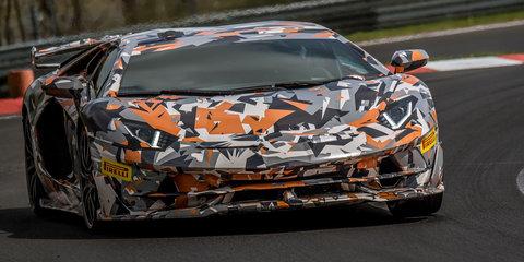 2019 Lamborghini Aventador SVJ sets new Nurburgring record