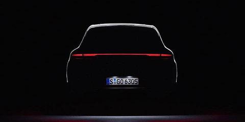 2019 Porsche Macan teased
