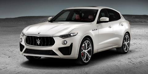 2019 Maserati Levante revealed: GTS joins range