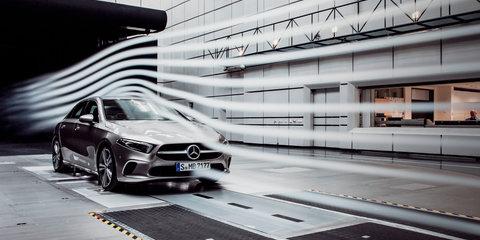 2019 Mercedes-Benz A-Class Sedan teased