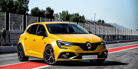 Renault Megane RS Trophy revealed, here in second half of 2019