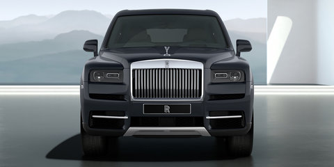 Configurator Challenge: Rolls-Royce Cullinan