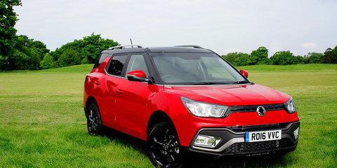 2018 SsangYong XLV review