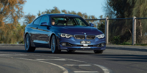 2018 Alpina B4 S coupe review