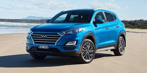 2019 Hyundai Tucson pricing and specs
