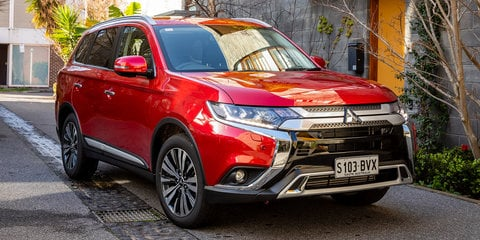 2019 Mitsubishi Outlander pricing and specs