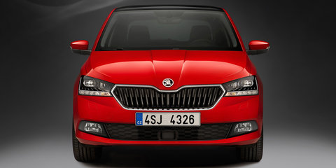 2019 Skoda Fabia detailed, here in Q4