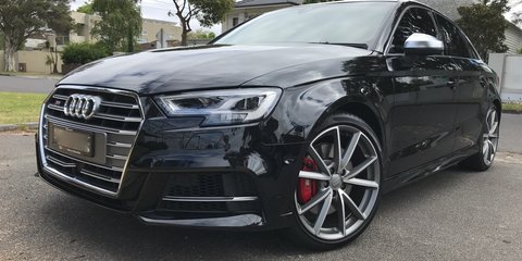 2016 Audi S3 2.0 TFSI S Tronic Quattro review