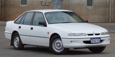 1995 Holden Commodore Executive review