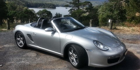 2006 Porsche Boxster review