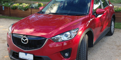 2014 Mazda CX-5 Maxx Sport (4x2) review