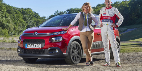 Citroen C3 takes 'Speed Dating' to a new level - video