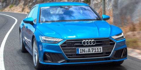 2019 Audi A7 pricing and specs