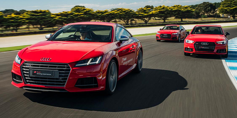 Audi Driving Experience: Book now for Advanced and Women's days