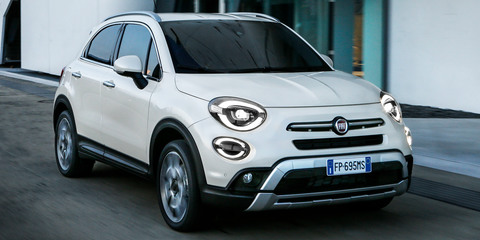 2019 Fiat 500X facelift unveiled