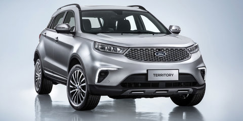 2019 Ford Territory unveiled