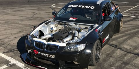 The 1000hp BMW M3 with the heart of Godzilla