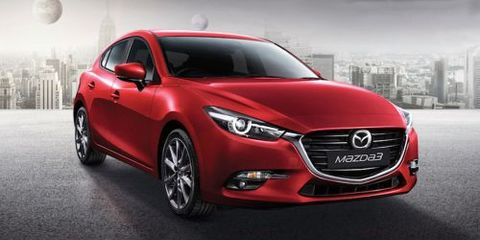 2018 Mazda 3 Maxx Sport review Review