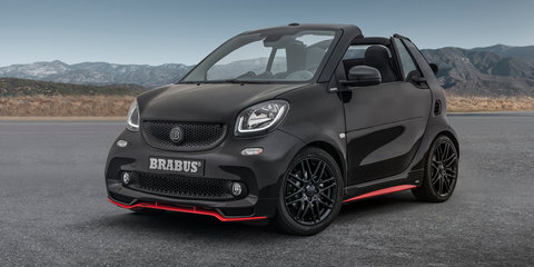 Brabus 125R: Limited-run Smart ForTwo revealed