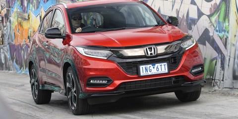 2019 Honda HR-V RS review