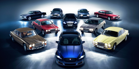 Jaguar Land Rover to celebrate multiple anniversaries in Paris