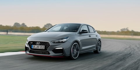 2019 Hyundai i30 Fastback N revealed