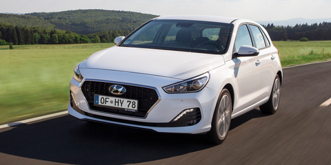 Hyundai i30 facelift revealed for Europe