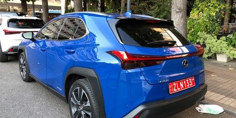 Lexus UX launching without Apple CarPlay in Australia