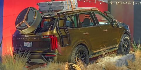2020 Kia Telluride unveiled