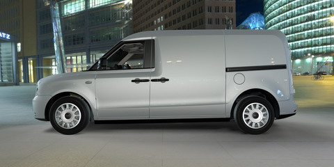 London Taxi maker to begin trials of new electric van