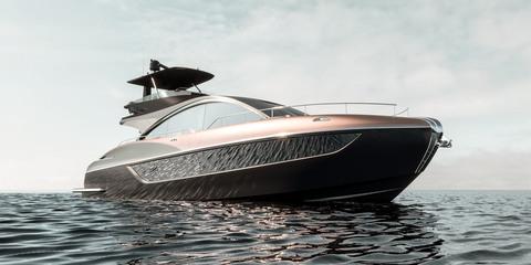 Lexus LY650 unveiled