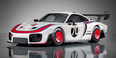 Porsche 935 unveiled