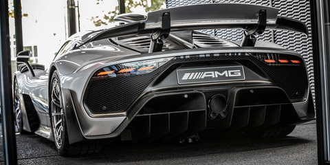 Mercedes-AMG One: Hypercar name confirmed