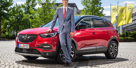 Opel to launch eight all-new or updated models by 2020