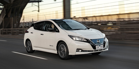 Nissan Australia to electrify one third of volume by 2022