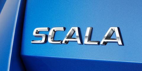 2019 Skoda Scala: Rapid replacement renamed