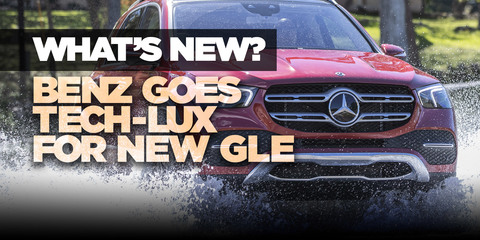 2019 Mercedes-Benz GLE review: What's new this gen?